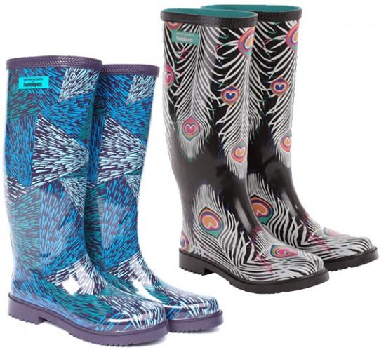 93ee75a3b41a Havainas x Matthew Williamson Rain Boots