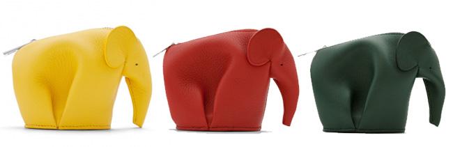 LOEWE_elephant_clutch