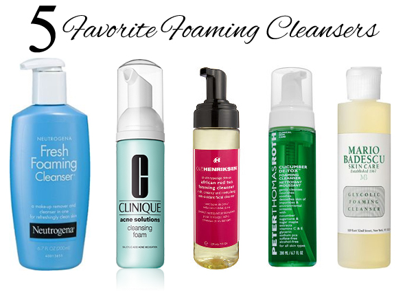 fav_5_foam_cleansers