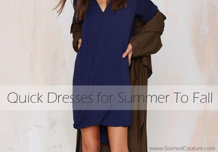 quick-dresses-for-summer-to-fall