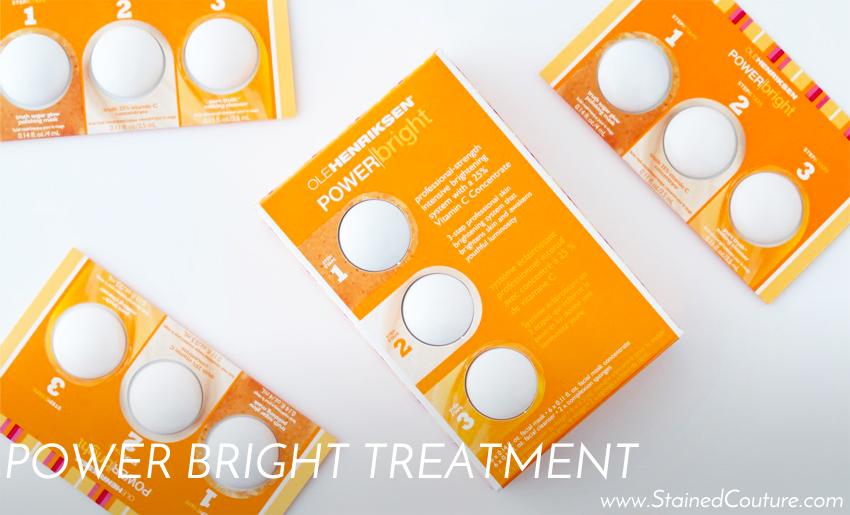 power bright treatment