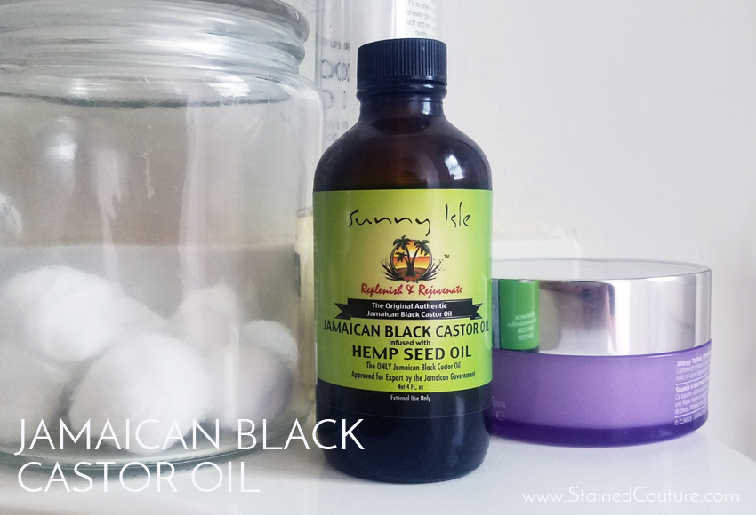 Jamaican Black Castor Oil: A Love Story | STAINED COUTURE